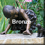 Six Weeks. Bronze Sculpture by Ed Hamilton