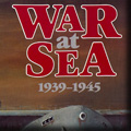 The War At Sea Book Cover